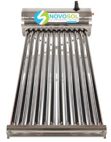 Calentador Solar 4 Personas Novosol