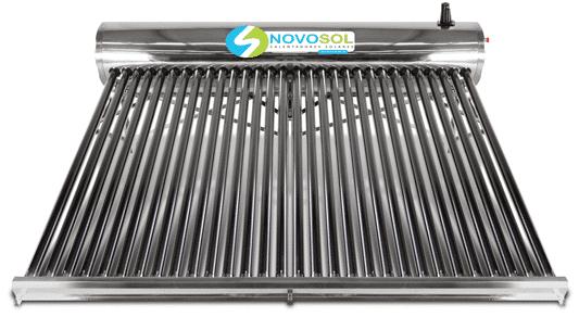 Calentador Solar Para 10 Personas Novosol ,calentador-30-tubos-novosol