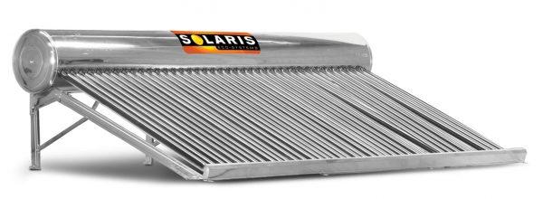 Calentador Solar 13 personas 40 tubos marca solaris calentador solar solaris