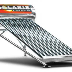 Calentador Solar 3 personas 10 tubos marca solaris calentador solar solaris