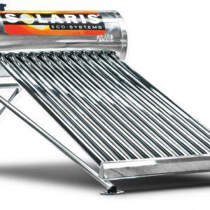 Calentador Solar 4 personas 10 tubos marca solaris calentador solar solaris