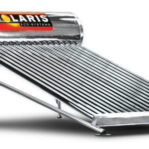Calentador Solar para 6 personas 18 tubos marca solaris calentador solar solaris