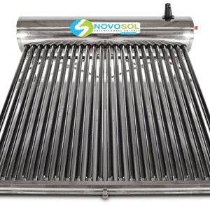 Calentador Solar Para 8 Personas Novosol ,calentador-24-tubos-novosol