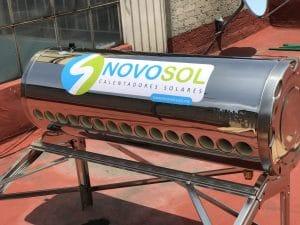 Calentadores Solares Df