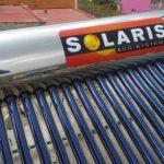 efcicienficiencia del calentador solaris